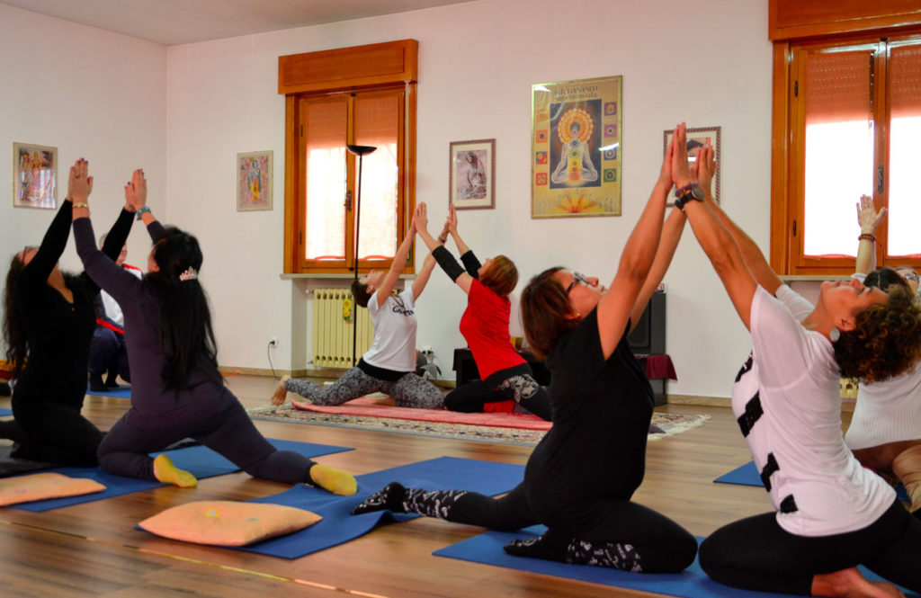 Studio Gayatri corsi di Yoga a Monza