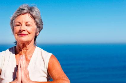 Yoga per la terza Età a Monza Studio Gayatri con surya