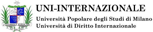 Università Popolare Studi di Milano UNI-INTERNAZIONALE convenzione Studio Gayatri